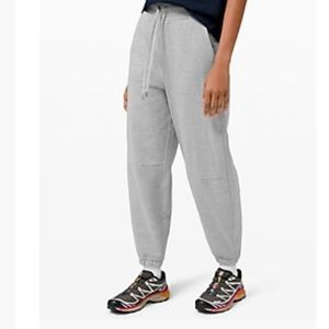 Lululemon Relaxed Fit French Terry Jogger